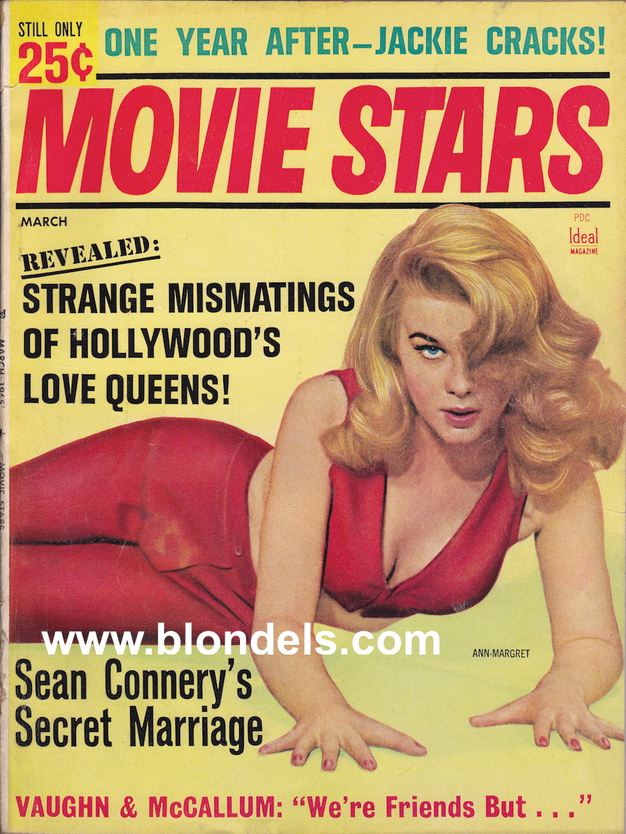 Movie Stars March 1965